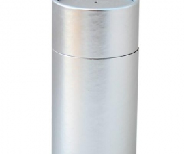 Scatter Tube - Silver