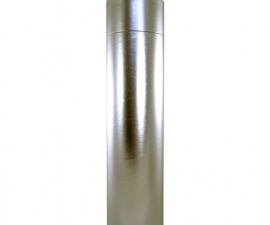 Ashes Scattering Tube - Silver